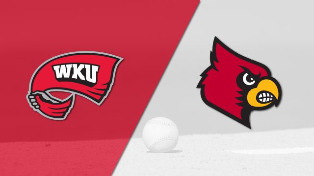 Western Kentucky vs. #3 Louisville (Baseball)