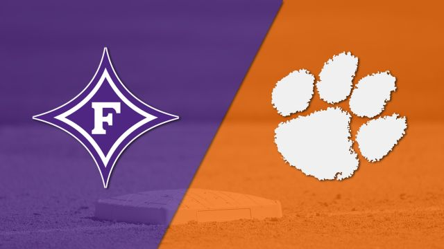 Furman vs. #5 Clemson (Baseball)