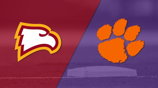 Winthrop vs. #5 Clemson (Baseball)
