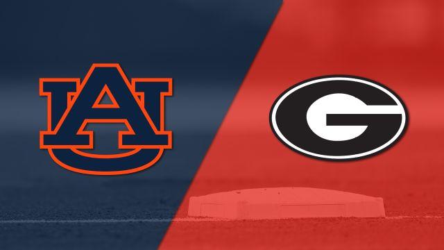 #24 Auburn vs. Georgia (Baseball)