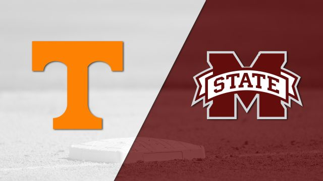 Tennessee vs. Mississippi State (Baseball)