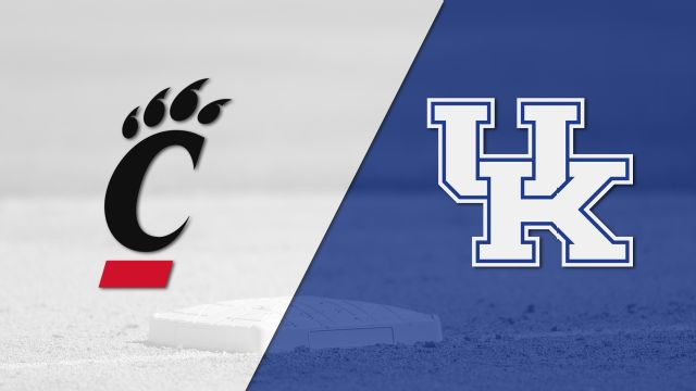 Cincinnati vs. #19 Kentucky (Baseball)