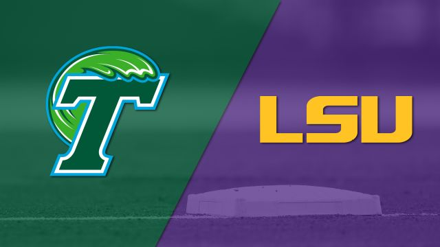 Tulane vs. #8 LSU (Baseball)