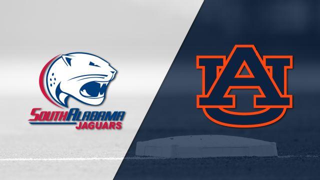 South Alabama vs. Auburn (Baseball)