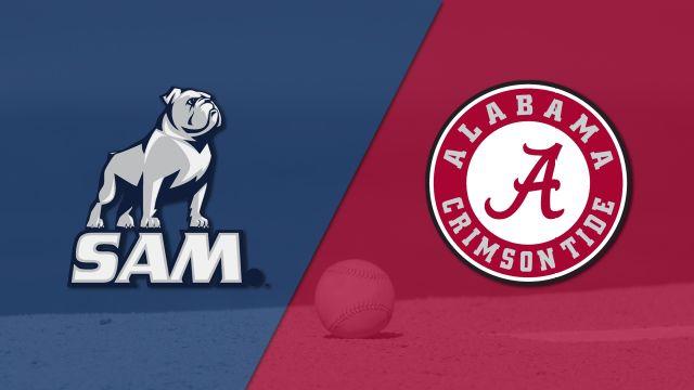 Samford vs. Alabama (Baseball)