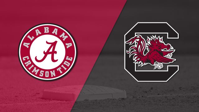 Alabama vs. #8 South Carolina (Baseball)