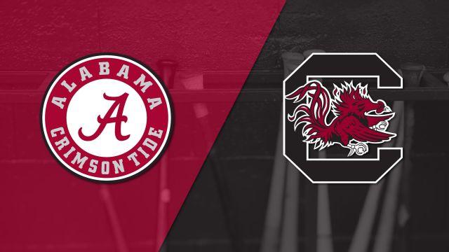 Alabama vs. #8 South Carolina (Baseball)
