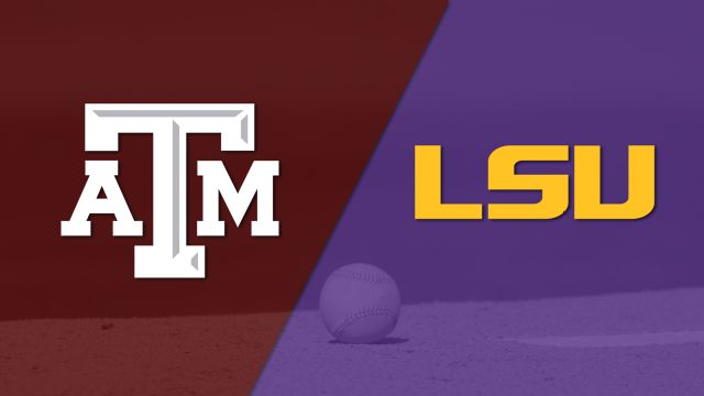 Texas A&M vs. LSU (Baseball)