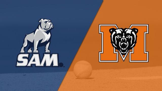 Samford vs. Mercer (Baseball)
