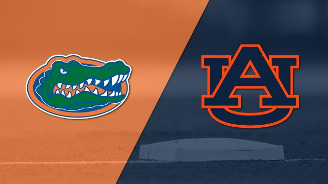 Florida vs. Auburn (Baseball)