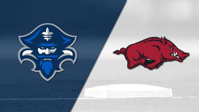 New Orleans vs. Arkansas (Baseball)