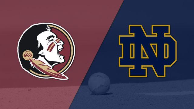 #11 Florida State vs. Notre Dame (Baseball)