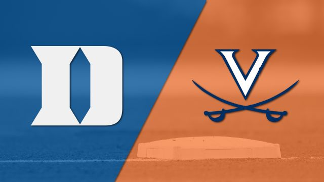 Duke vs. #16 Virginia (Baseball)