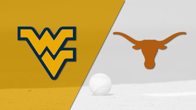 West Virginia vs. Texas