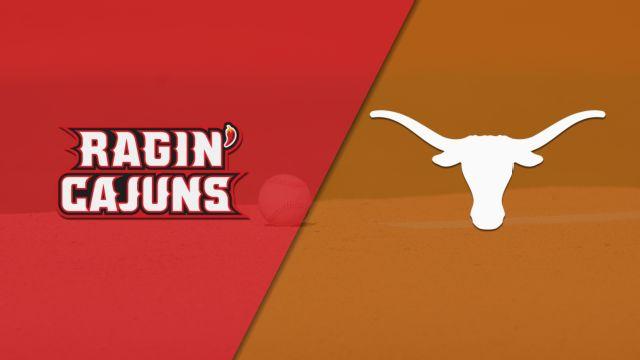 Louisiana vs. #20 Texas (Baseball)