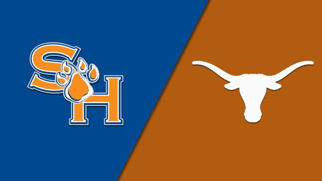 #25 Sam Houston State vs. Texas (Baseball)