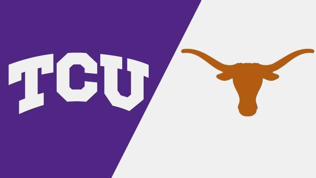 TCU vs. #16 Texas (Baseball)