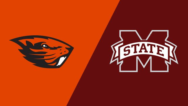 Alternate Cam - #3 Oregon State vs. Mississippi State (Game 14) (College World Series)