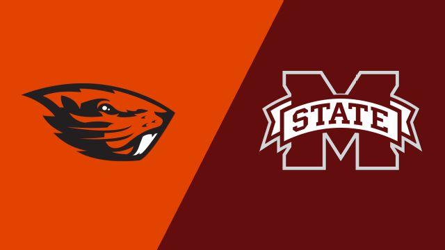 Alternate Cam - #3 Oregon State vs. Mississippi State (Game 14) (College World Series)