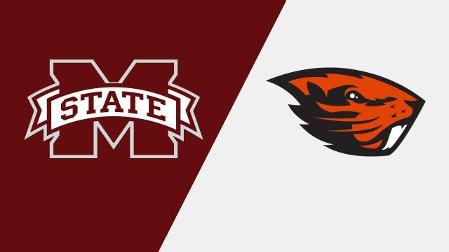 Ump Cam - Mississippi State vs. Oregon State (Game 11) (College World Series)