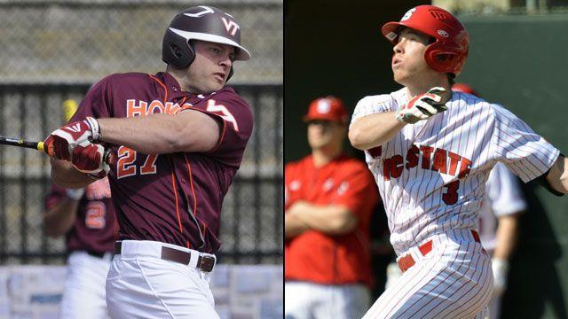 Virginia Tech vs. #25 North Carolina State
