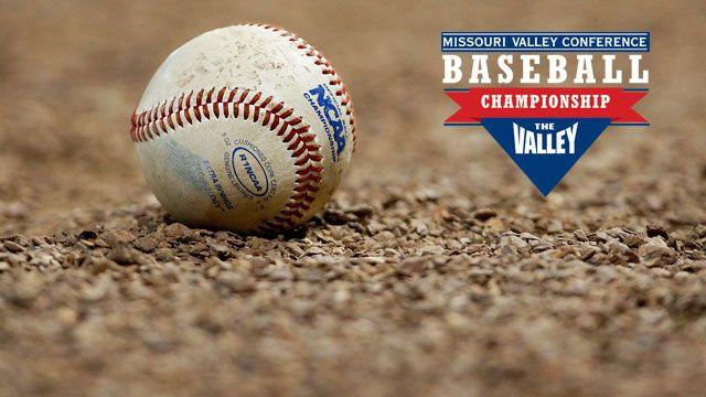 Bradley vs. Evansville (Game #6): 2013 MVC Baseball Championship