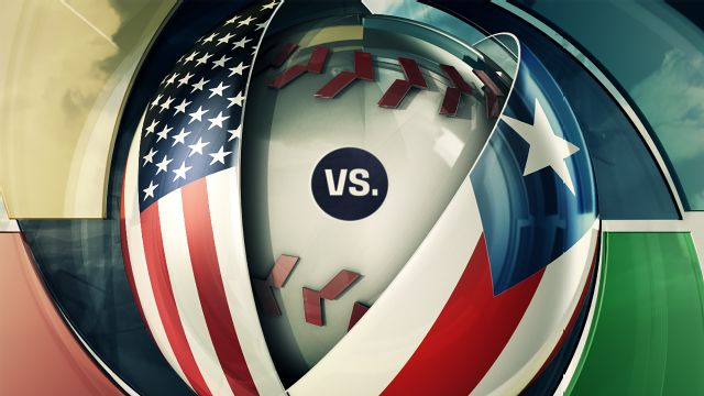 In Spanish - USA vs. Puerto Rico (Final) (World Baseball Classic)