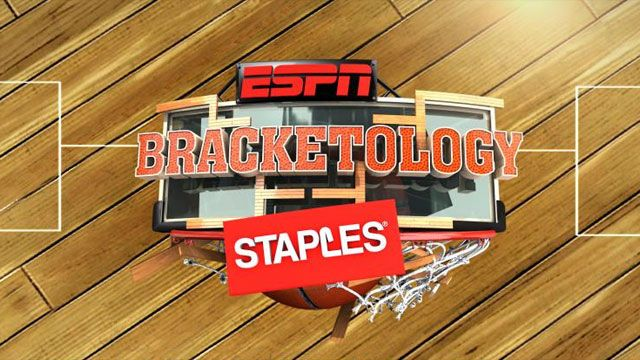 Bracketology presented by Staples