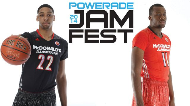 2014 Powerade Jamfest (HS Basketball)