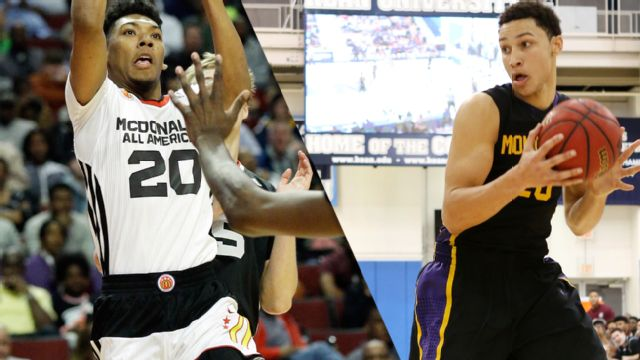Findlay Prep (NV) vs. Montverde (FL) (Boys' Semifinal #1) (HS Basketball) (re-air)