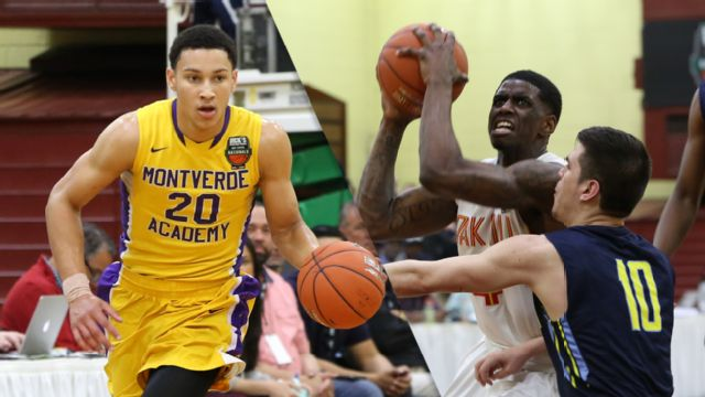 Montverde (FL) vs. Oak Hill Academy (VA) (Boys Championship) (re-air)
