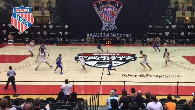AAU Boys Basketball Super Showcase (11th Grade Silver Championship)
