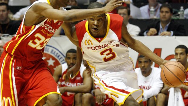 2006 McDonald's High School All-American Game as Part of A Week of Madness Pres By Harley Davidson