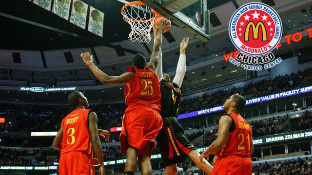 East vs. West (2011 McDonald's All-American Game) (re-air)