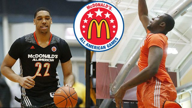 East vs. West (2014 McDonald's All American Game) (re-air)