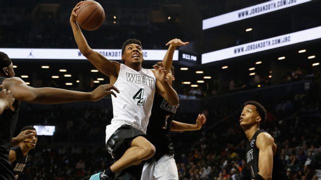 East vs. West (Boys) (HS Basketball) (re-air)