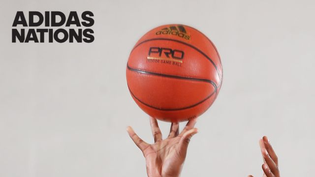 Adidas Nations as part of Summer of Next Presented by GEICO (Third Place Game) (HS Basketball)
