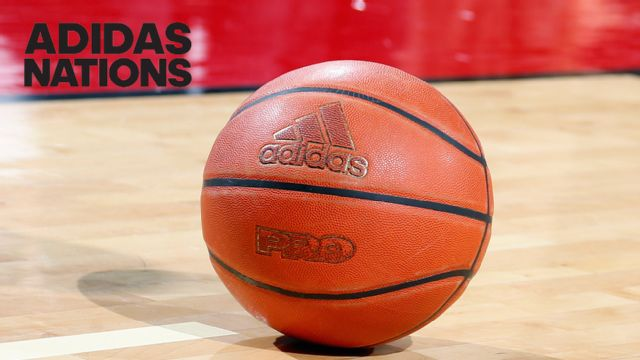Adidas Nations as part of Summer of Next Presented by GEICO (Championship) (HS Basketball)
