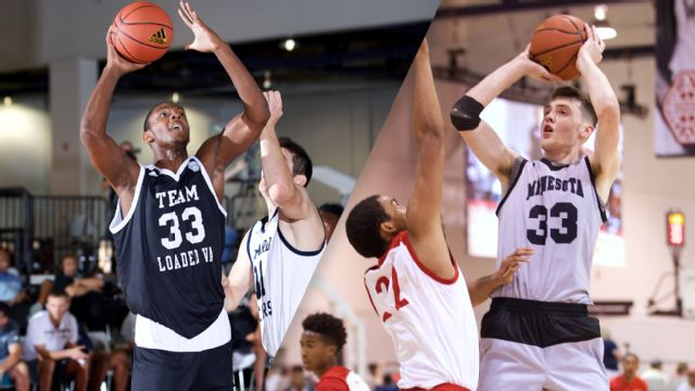 Adidas Summer Championships as part of Summer of Next Presented by GEICO (Showcase)