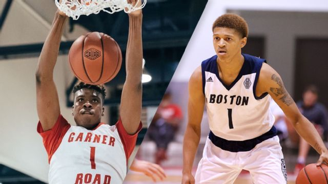 Garner Road (NC) vs. Mass Rivals (MA) (Championship)
