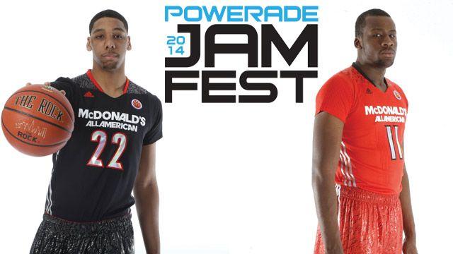 2014 Powerade Jamfest
