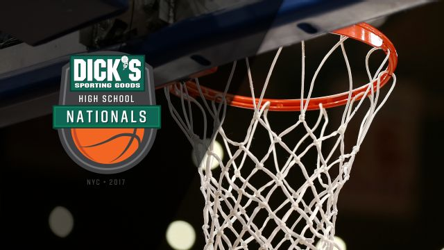 Shadow Mountain (AZ) vs. Montverde (FL) (Boys Quarterfinal #1) (HS Basketball)