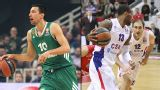 Panathinaikos Athens vs. CSKA Moscow (Playoffs)