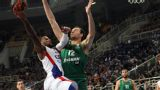 CSKA Moscow vs. Panathinaikos Athens (Euroleague)