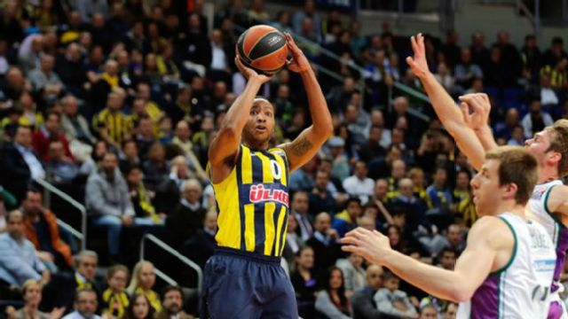 Fenerbahce Ulker Istanbul vs. CSKA Moscow (Third Place Game) (Euroleague)