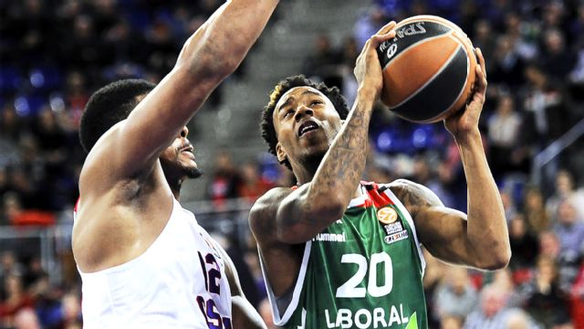 Brose Baskets vs. Laboral Kutxa Vitoria (Euroleague)