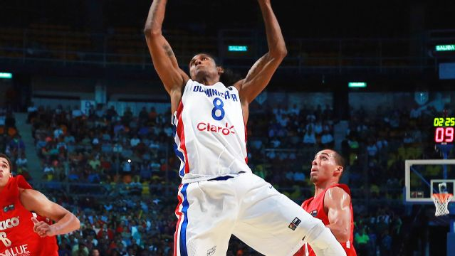 In Spanish - Brasil vs. Republica Dominicana (First Round) (FIBA Americas)