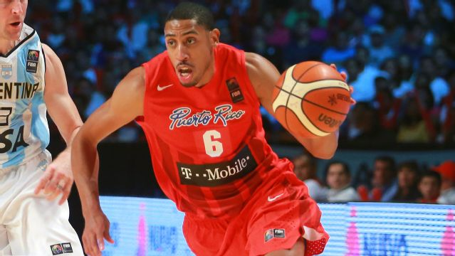 In Spanish - Puerto Rico vs. Cuba (First Round) (FIBA Americas)