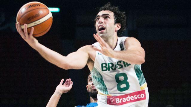 In Spanish - Mexico vs. Brasil (First Round) (FIBA Americas)