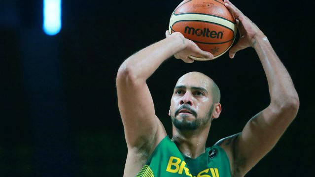 Brazil vs. Dominican Republic (First Round) (FIBA Americas)